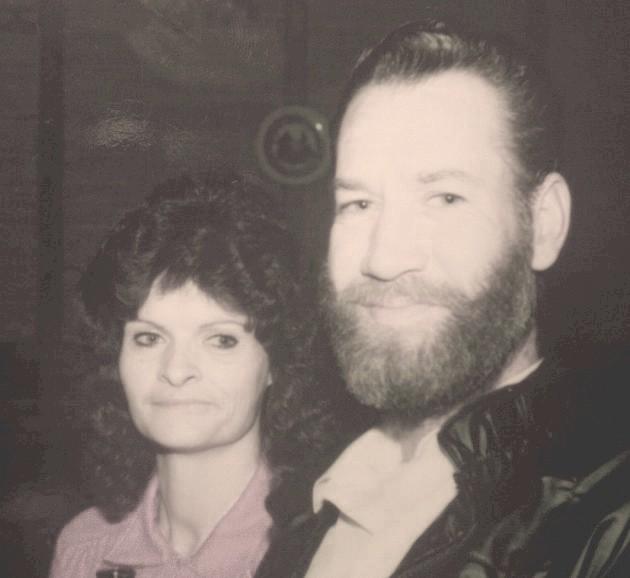 Kathy & Dale b&w