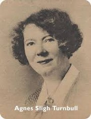 Agnes Sligh Turnbull 1947