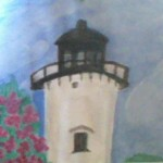 The Lighthouse by Mrs Dowdy